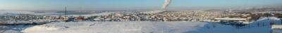 Panorama de Magnitogorsk