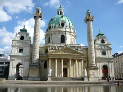L'église Saint-Charles-Borromée à Vienne