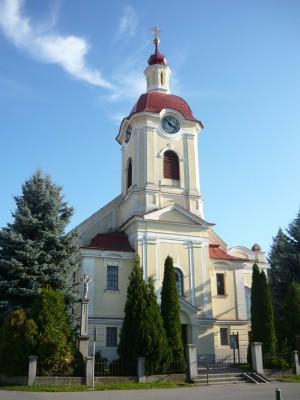 Église à Chynorany