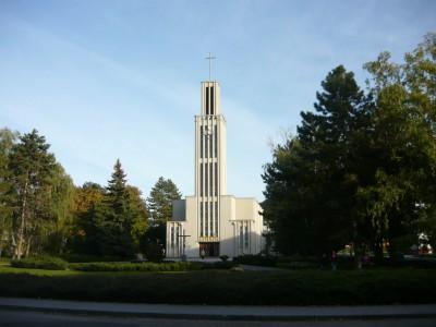 Église à Partizánske