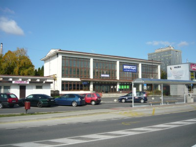 La gare de Partizánske