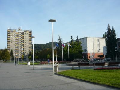 Place du soulèvement national slovaque