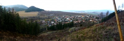 Panorama de Liptovský Ján