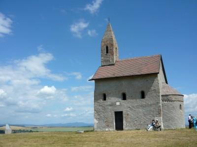 L'église Saint-Michel-Archange de Dražovce