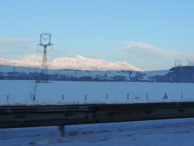 Le mont Kriváň