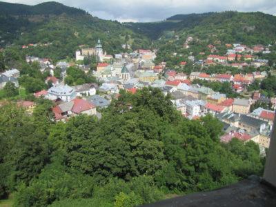 Banská Štiavnica, peut-être la plus belle ville de Slovaquie